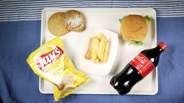Why Have Michelle Obama's Healthy School Meals Been Junked?