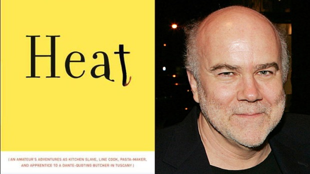 "Bill Buford's ""Heat"" Heading to Big Screen"