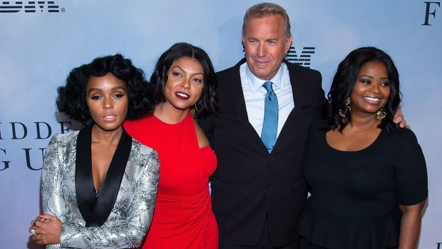 Into the Light: 'Hidden Figures' Cast Discusses Film