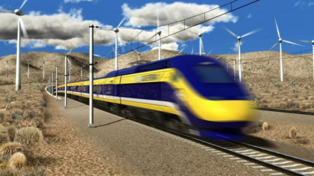 Could High-Speed Rail Take Us to Mars?