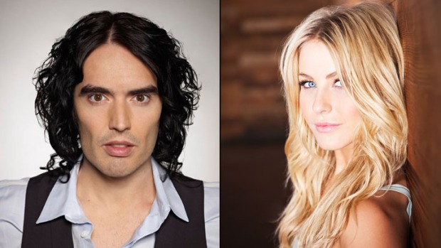 Russell Brand & Julianne Hough Starring in Diablo Cody's Directorial Debut