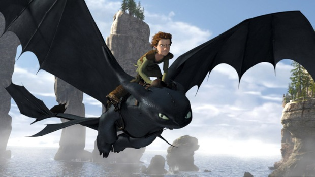 """How to Train Your Dragon 2,"" 6 Other Animated DreamWorks Pics Get Dates"