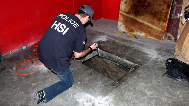 [DGO] Watch: 2 Border Tunnels Uncovered in San Diego