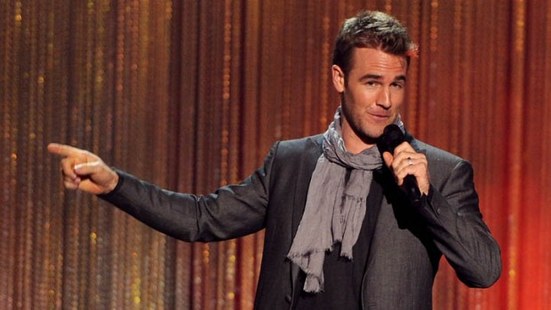 "James Van Der Beek: From the ""Creek"" to The Beek In ""Apt. 23"""