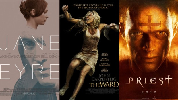 "New on Home Video: ""Jane Eyre"", ""The Ward"", ""Priest"" & More"