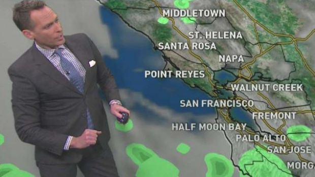 [BAY] Jeff's Forecast: Dry Saturday; Sunday Storm