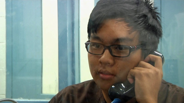 Jailhouse Interview with Teacher's Aide Accused of Molesting Student