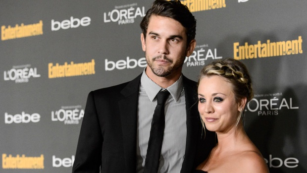 """Big Bang Theory's"" Kaley Cuoco Buys Kardashian-Owned Villa"