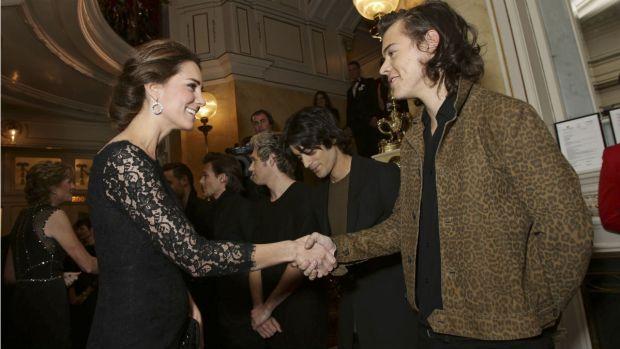 Baby Bumps: Kate Middleton and Shakira