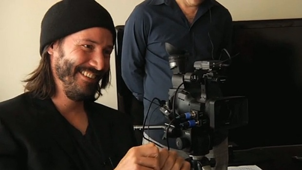 Keanu Reeves Drops Trailer for His Filmmaking Doc