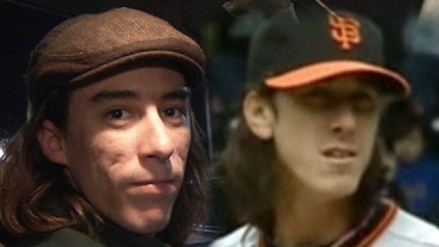 [BAY] Does Lincecum Have a Twin?