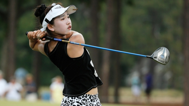 Must See: Lucy Li at  U.S. Women's Open