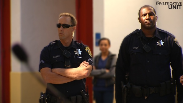 Bay Area School District Uses Police To Discipline Students