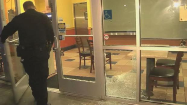 [BAY] Shots Fired at Pleasant Hill Mall Leaves Damaged Brick, Broken Windows