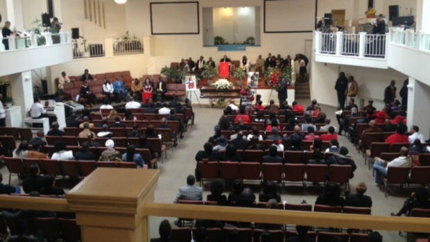 [BAY] Funeral Held for Mario Woods, Suspect Killed by SF Police