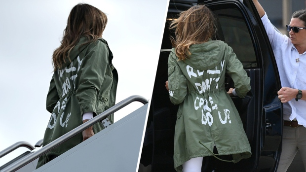 Photos: Melania Trump's Style