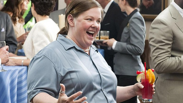 """Bridesmaid"" Melissa McCarthy Cast in Apatow's ""Knocked Up"" Spin-off"
