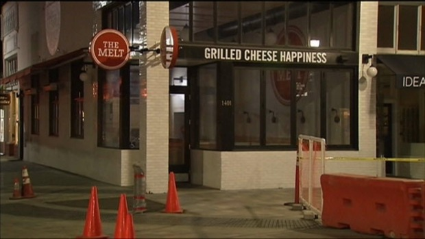"""[BAY] Construction Prompts Closure of """"The Melt"""" in Burlingame"""