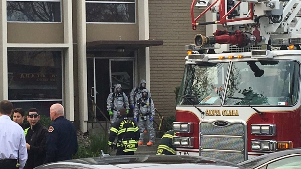 [BAY] 'Suspicious' Substance Prompts Evacuation of Santa Clara CAIR Office