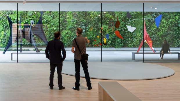 Renovated SFMOMA Opens to Public