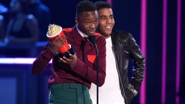 [NATL] MTV Movie & TV Awards Top Moments
