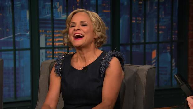 [NATL] 'Late Night': Amy Sedaris' Big Greek Thanksgiving