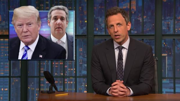 [NATL] 'Late Night': A Closer Look at 'Spygate', Cohen Partner