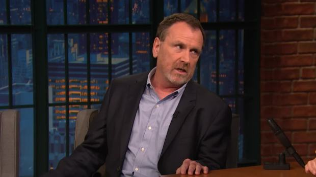 [NATL] 'Late Night': Colin Quinn Talks About Surviving a Heart Attack