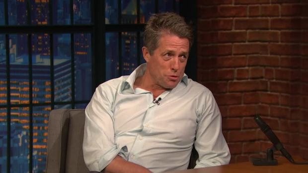 [NATL] 'Late Night': Hugh Grant Tells the Absurd True Story Behind 'A Very English Scandal'