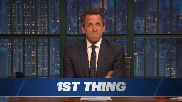 [NATL] 'Late Night': A Couple Things to Say to Kavanaugh