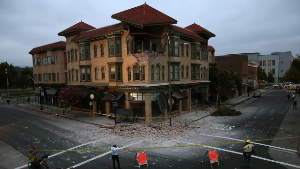 [BAY] Residents Brace for 1-Year Anniversary of Napa Quake