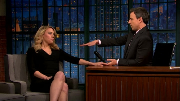 [NATL] 'Late Night': Kate McKinnon Adopted a Catalan Poop Log Christmas Tradition