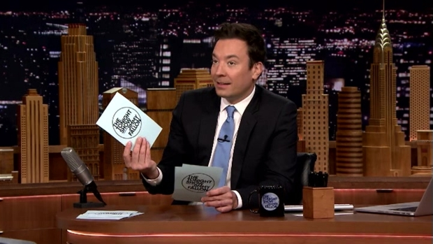 [NATL] 'Tonight Show': Hashtags About People's Genius Idea