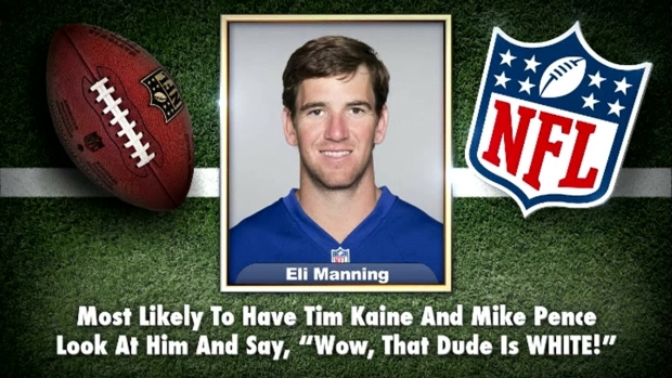 'Tonight Show' Superlatives: 2016 NFL Season - Giants and Packers
