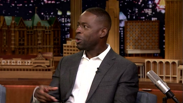 'Tonight': Sterling K. Brown on Cut Movie Scene