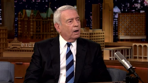 [NATL] 'Tonight Show': Dan Rather on Facebook and Donald Trump