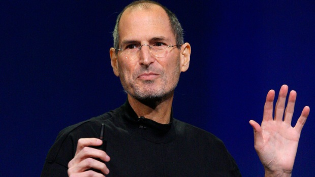 Steve Jobs Reportedly Working With Biographer