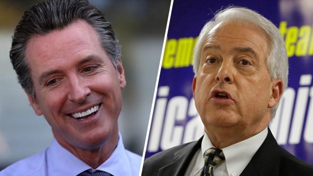 [BAY] Race for California Governor: John Cox vs. Gavin Newsom