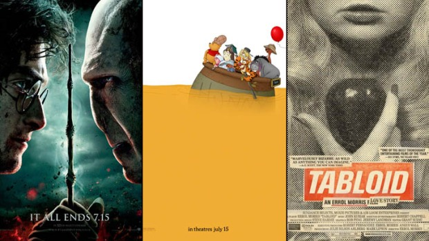 "This Week's New Movies: ""Harry Potter,"" ""Winnie the Pooh,"" ""Tabloid"" & More"