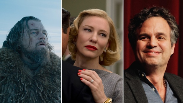 Oscars 2016: And the Nominees Are...