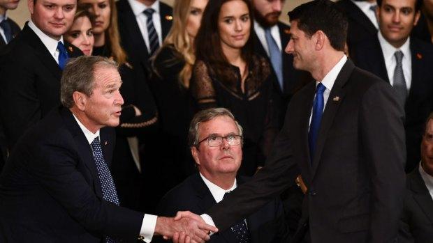 [NATL] Paul Ryan's Full Remarks About Former President George H.W. Bush