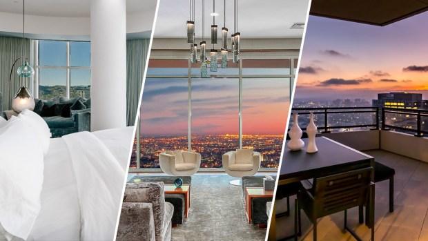 [NATL] Matthew Perry Puts $35M LA Penthouse on the Market