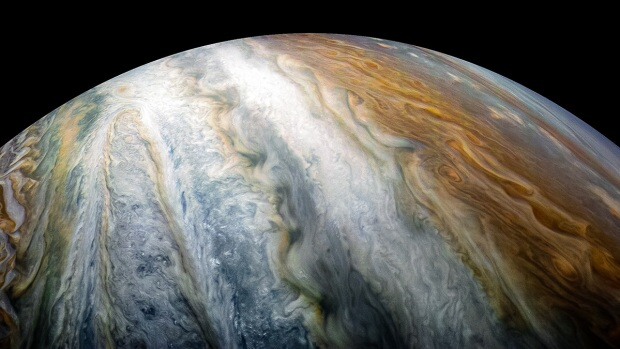 [UPDATED 4/10/2018] Juno's Journey to Jupiter The View From Above the Gas Giant