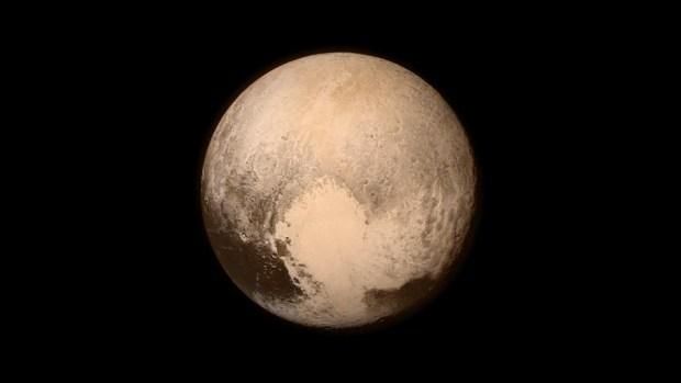 [BAY] NASA Scientists Celebrate New Horizons' Pluto Flyby