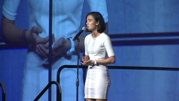 RAW: Youth Poet Laureate Shines at YWCA Event
