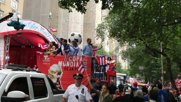 [NATL-NY] Images From the 2018 Puerto Rican Day Parade