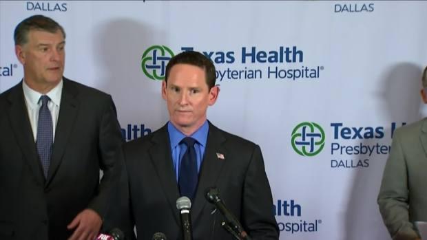 Dallas City Leaders, Health Officials Discuss Second Ebola Patient