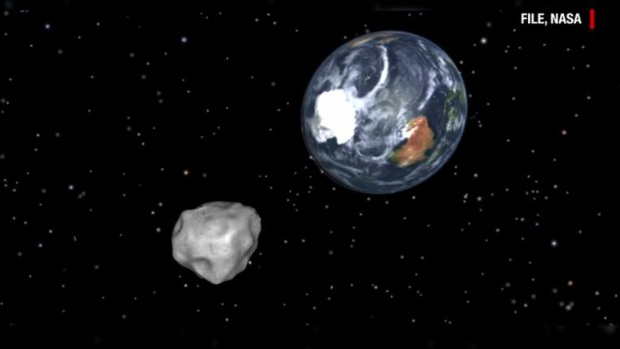 [BAY] Chabot Space and Science Center Hosting Asteroid Party