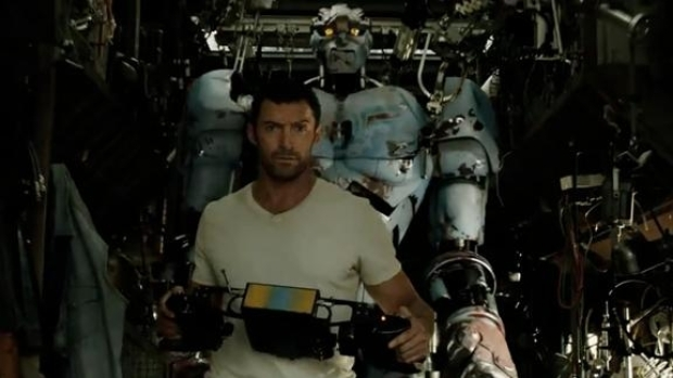 """[NATL] The """"Real Steel"""" Trailer Is Just Bizarre"""