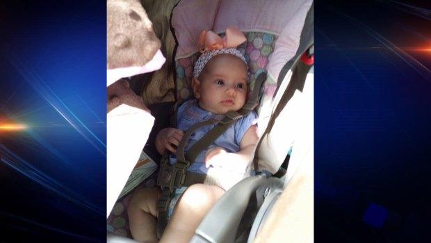 [DFW] Amber Alert Canceled, Infant Safe